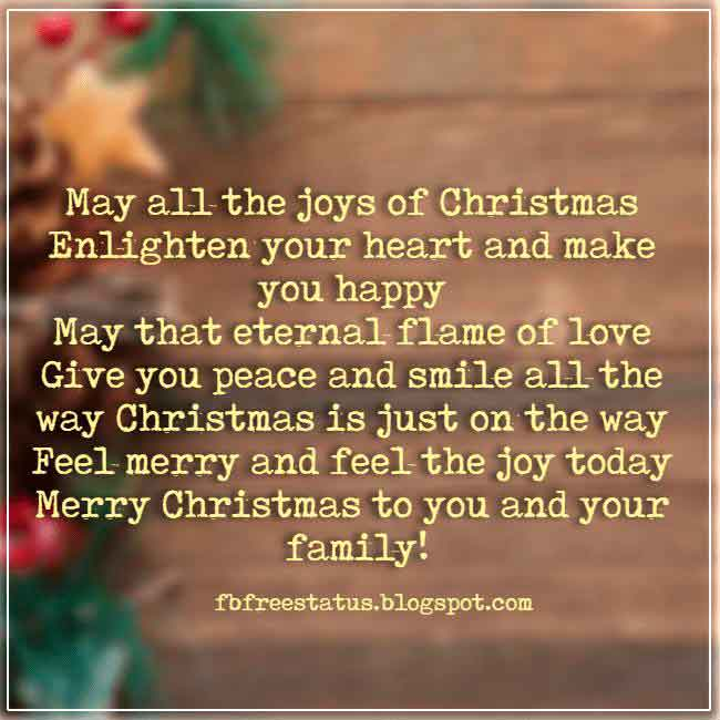 Christmas saying for cards and Merry Christmas Pictures