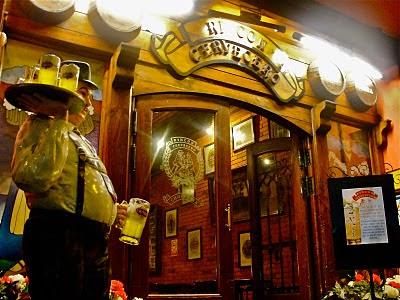 Rincón Cervecero Lima, Historical Center Lima, Peru Travels Blog, Going Out Lima
