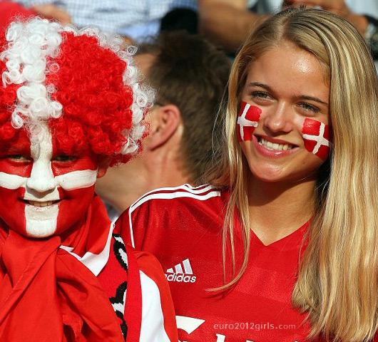 Denmark hot girl