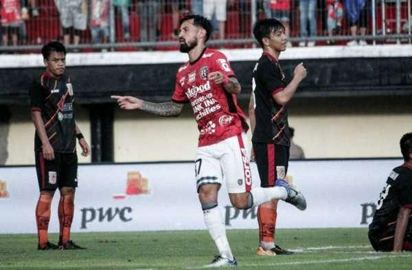 PSPS Riau vs Bali United