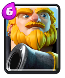 Gigante Real de Clash Royale