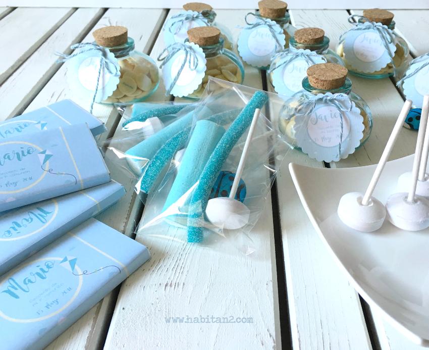 Como organizar una comunión: los detalles by Habitan2 |Decoración handmade para hogar y eventos