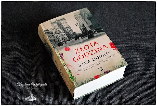 """Piękna i realistyczna """"Złota godzina"""" Sara Donati"""