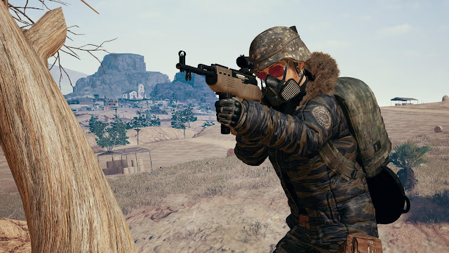 The Way of Aim PUBG Mobile is Good as well as Effective The Way of Aim PUBG Mobile is Good as well as Effective