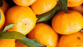 gambar buah tangerine