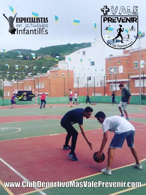baloncesto arucas