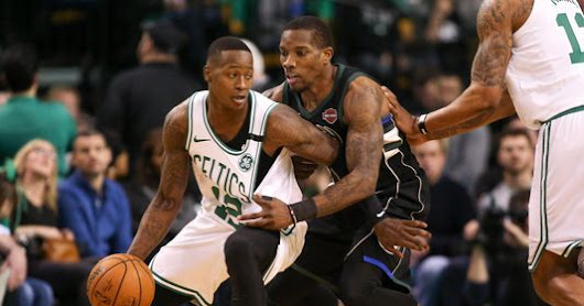 Eric Bledsoe says he doesn't know who 'the [expletive]' Terry Rozier is