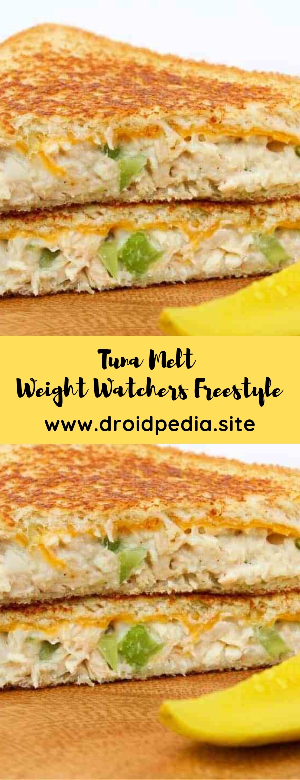 Tuna Melt – Weight Watchers Freestyle #weightwatchers #tuna #freestyle