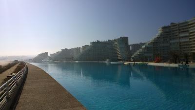 la piscina mas grande del mundo