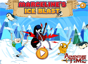 Adventure Time - Marceline Ice Blast