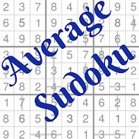Average Sudoku