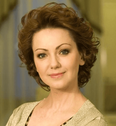 Olga Budina Russian Actress HD Wallpaper Photo Images