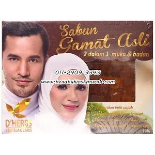 Sabun Gamat Asli D'Herbs