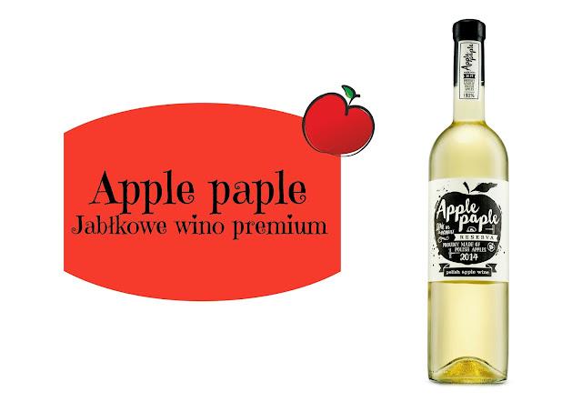 RECENZJA: Jabłkowe wino premium | Apple Paple