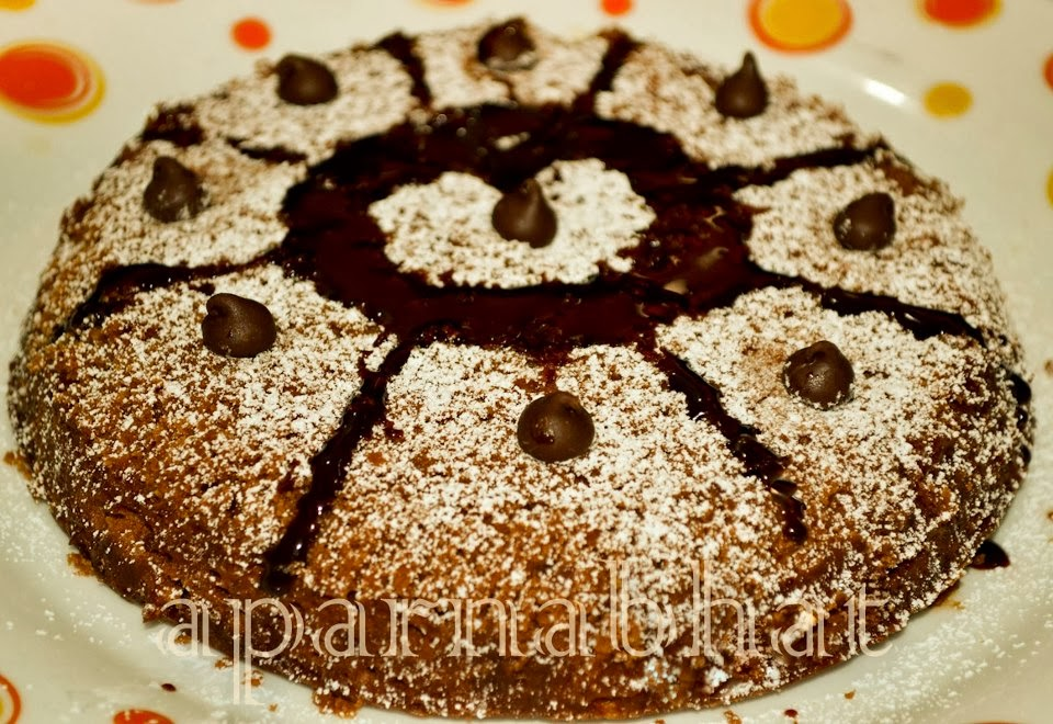 Milkmaid Chocolate Cake Recipe Microwave