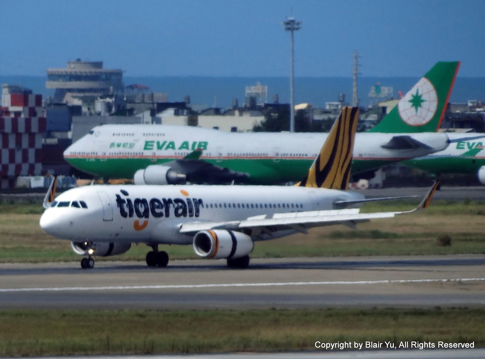 欣豐虎航 Tiger Air 9V-TRM A320-232