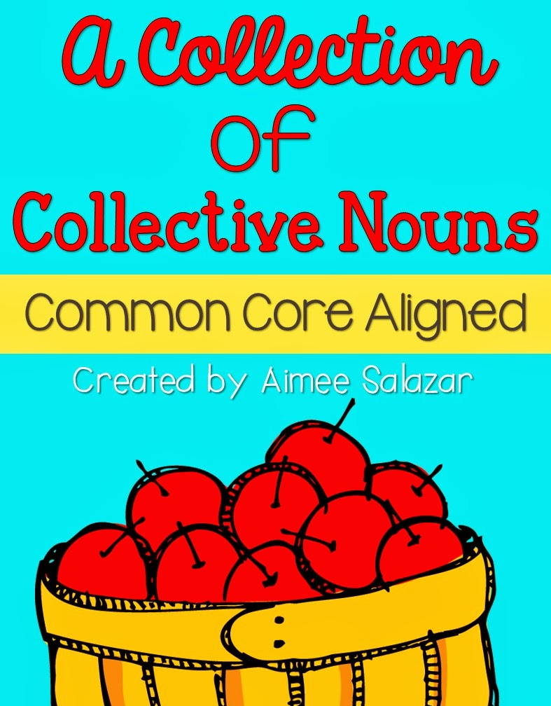 http://www.teacherspayteachers.com/Product/A-Collection-of-Collective-Nouns-Common-Core-Aligned-309498