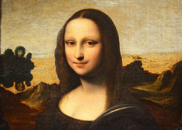 Terungkapnya Misteri Dibalik Lukisan Senyum Monalisa