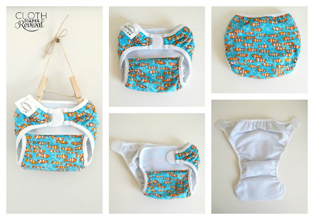Bummis Swimmi Cloth Diaper Revival