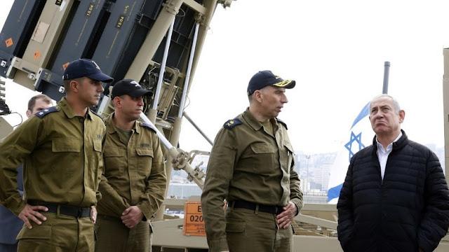 """Netanyahu confirma que Israel atacó Siria este lunes para evitar que Irán """"se atrinchere"""" allí"""