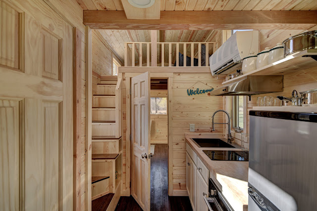 Farallon tiny house - Escalante Village