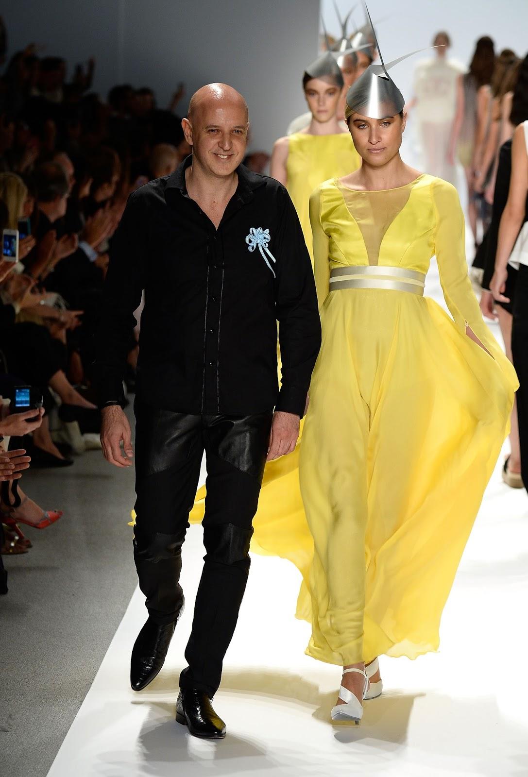 Fashion Studio Magazine Mercedes Benz Fashion Week New York Ss 2014