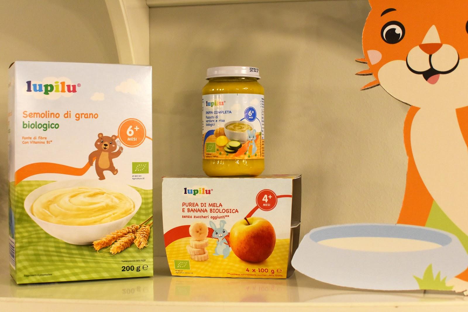 prodotti food infanzia