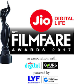 62nd Filmfare Awards 2017 Main Event 720p WEBRip