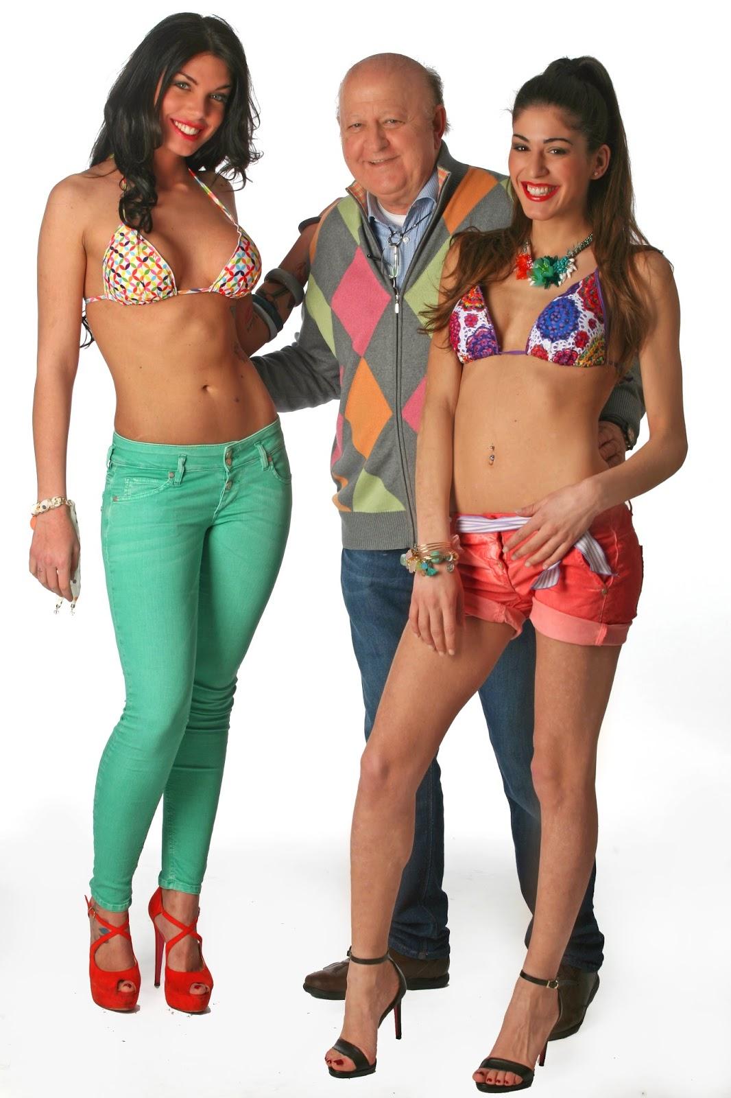 Gossip e spettacolo inciucio bikini77 azienda dinamica e giovane di costumi da bagno per - Costumi da bagno bambino ...