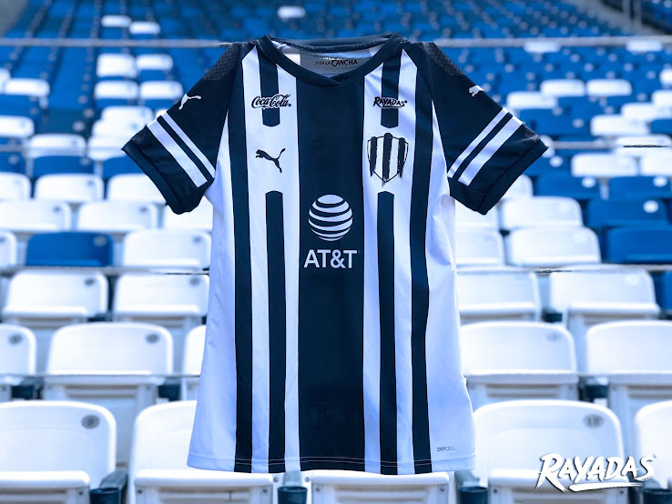 6c376b18d692 Rayadas Monterrey 2019 Home Kit by Puma - Footy Headlines
