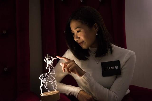 【山頂廣場】 Joy of Lights 摘星之旅正式展開