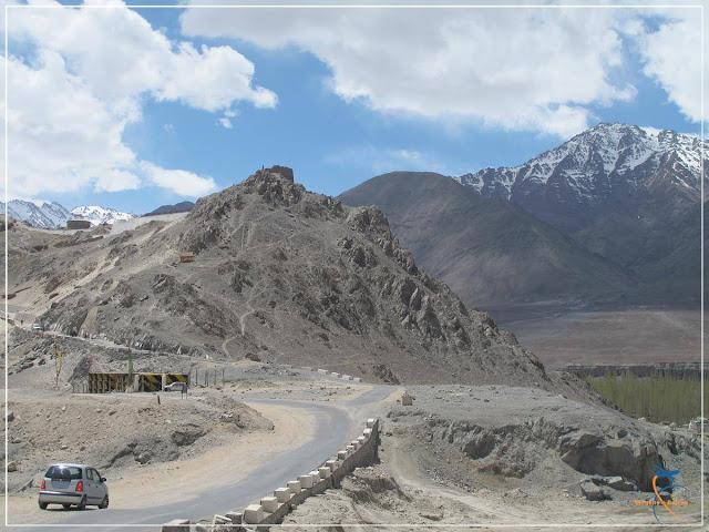 Estradas de Ladakh - Índia