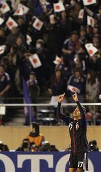 日本対バーレーン戦