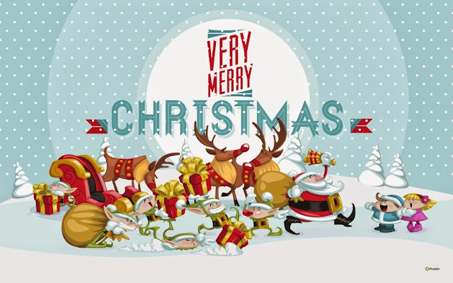 Free Christmas Eve Wallpapers