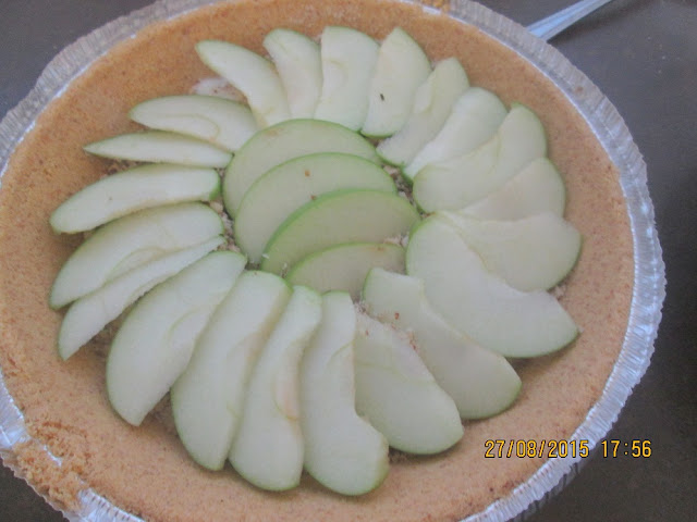IMG 0350 - פאי תפוחים טעים לראש השנה
