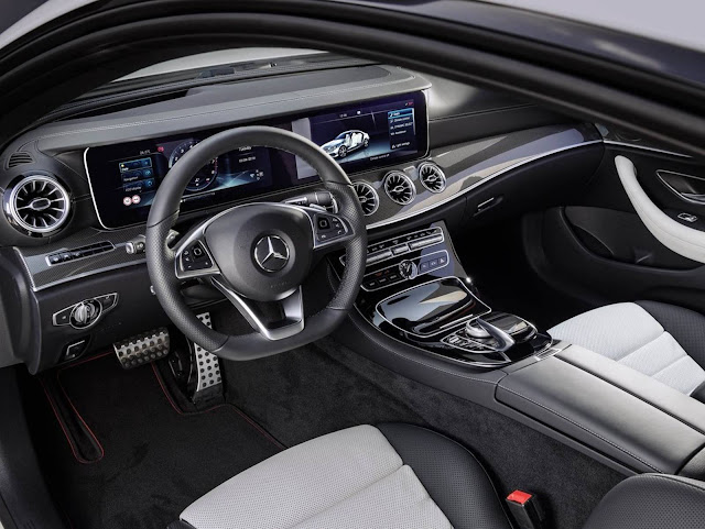 Novo Mercedes-Benz Classe E 2018