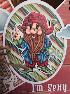 Make it Crafty Gnomey Peter
