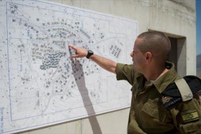 Israel constrói aldeia libanesa simulada para combater Hezbollah