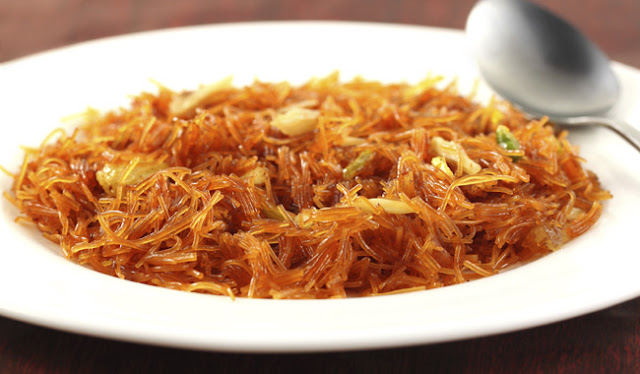 Eid-ul-Fitr celebration food 2017