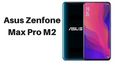 Cara Screenshot Asus Zenfone Max M2 dibawah 5 Detik