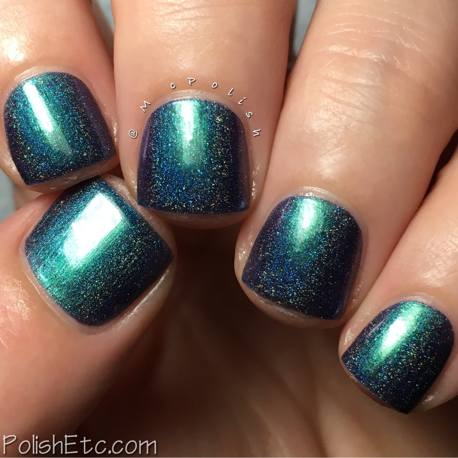 Top Shelf Lacquer - Cocktail Fun Holo'd Collection - McPolish - Schanpp to It (Holo'd)