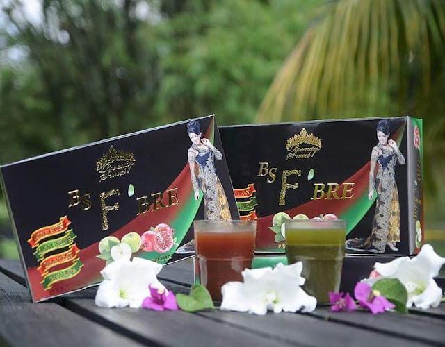 BS Fibre dari Beauty Sweet Kurus, Kenyang dan Cantik