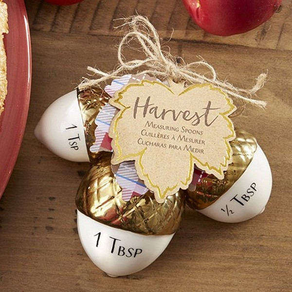 Fall Wedding Guest Souvenir Ideas