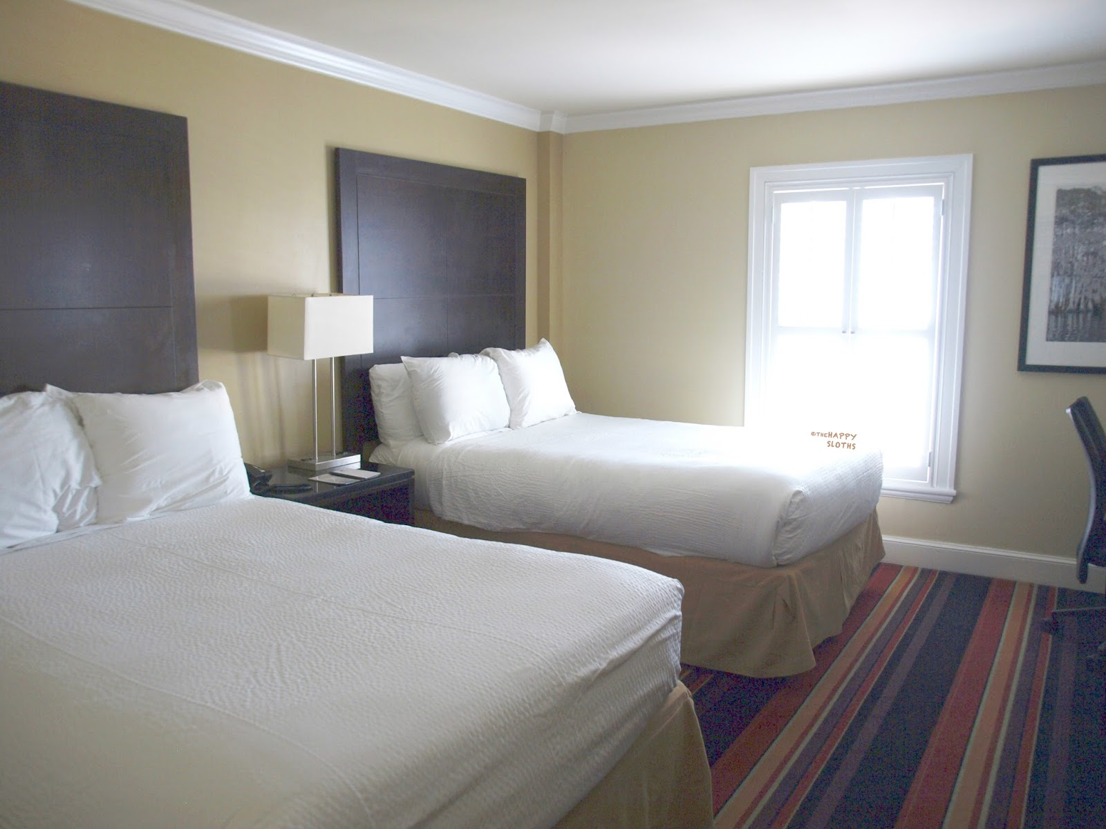 Hotel Le Marais New Orleans Review | Deluxe Double Double Room
