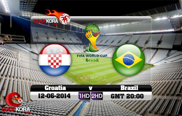 la coup du monde Brazil+vs+Croatia.pn