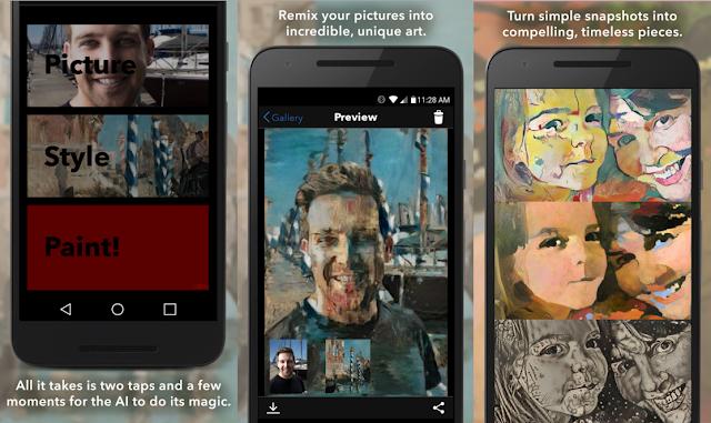 تطبيق Pikazo لتزيين الصور عبر تأثيرات متنوعة لهواتف الأندرويد والآيفون