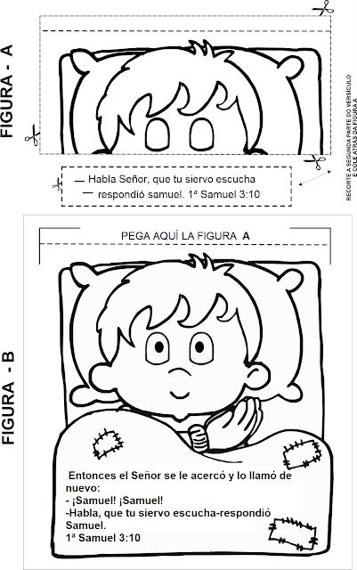 Resultado de imagen de samuel para niños