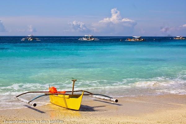 Samalan Camp And Sea A Piece Of Paradise In Samal Escape