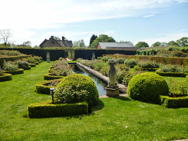 David Austin Roses Gardens