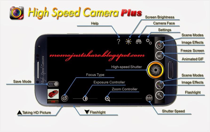 App] High-Speed Camera Plus v2 40 APK